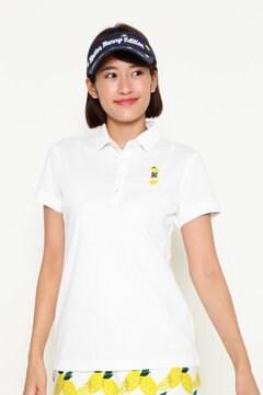 強撚カノコ 半袖ポロシャツ