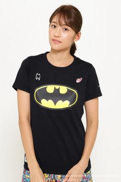 TC天竺 BATMAN 半袖 Tシャツ <MASTER BUNNY EDITION & BATMAN>