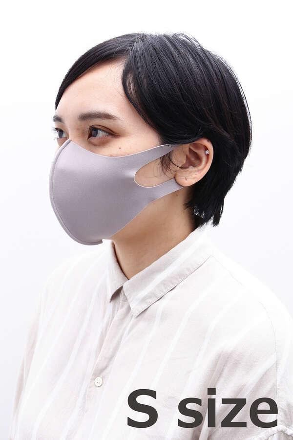 洗える立体マスク(チャコールグレー)