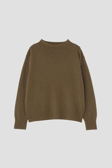 TWISTED CASHMERE WOOL JUMPER_050