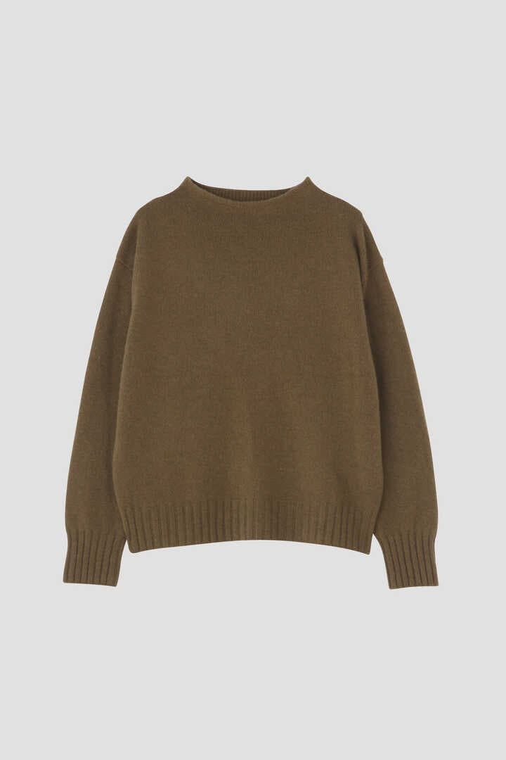 TWISTED CASHMERE WOOL JUMPER6
