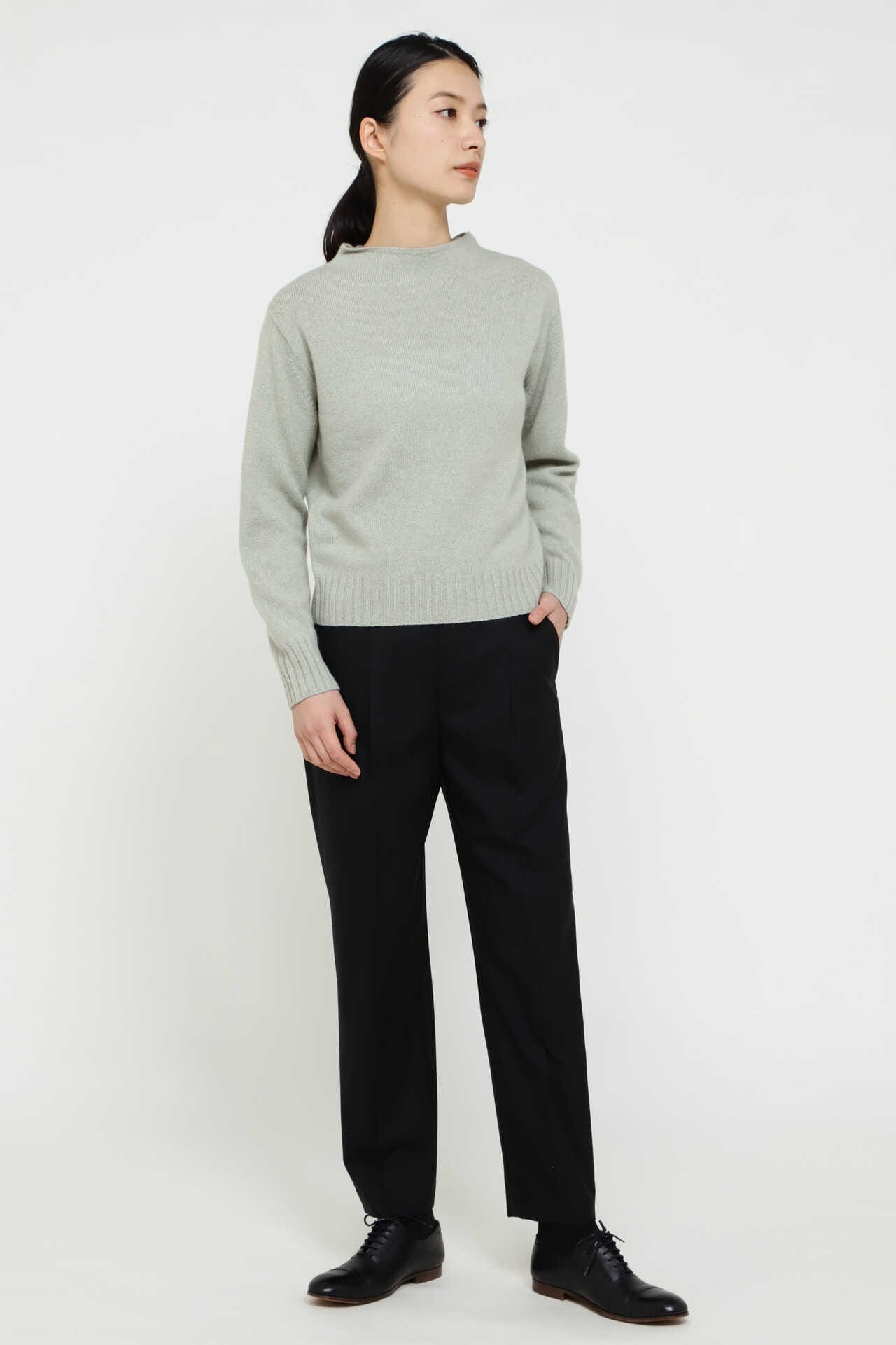 TWISTED CASHMERE WOOL JUMPER13