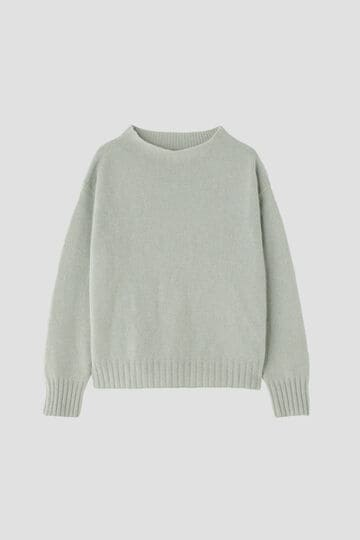 TWISTED CASHMERE WOOL JUMPER_146