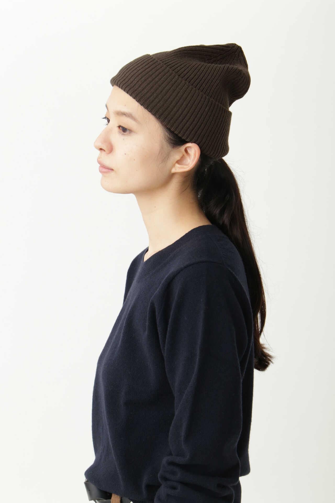 LONG RIB HAT6
