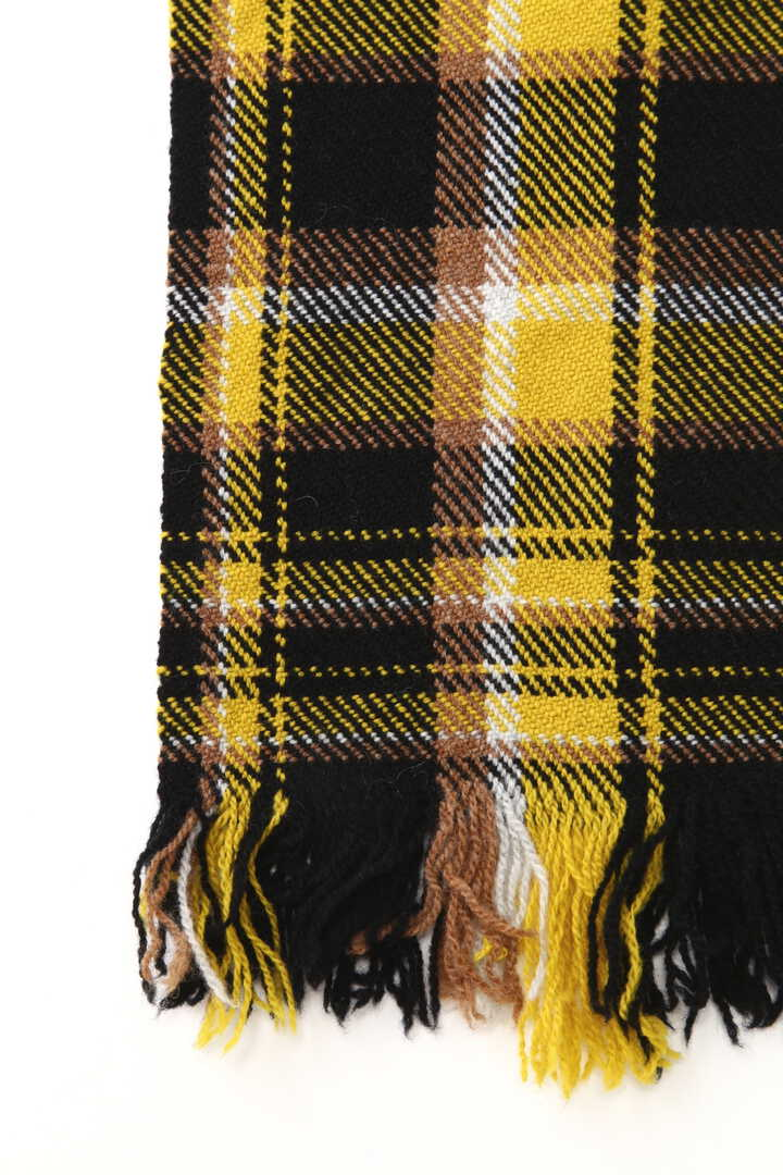 BLANKET CHECK SCARF3