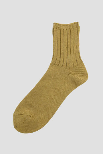 COTTON LINEN SOCK_063