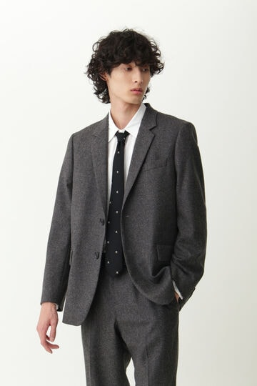 SUPER FINE TINY DOGTOOTH FLANNEL_023