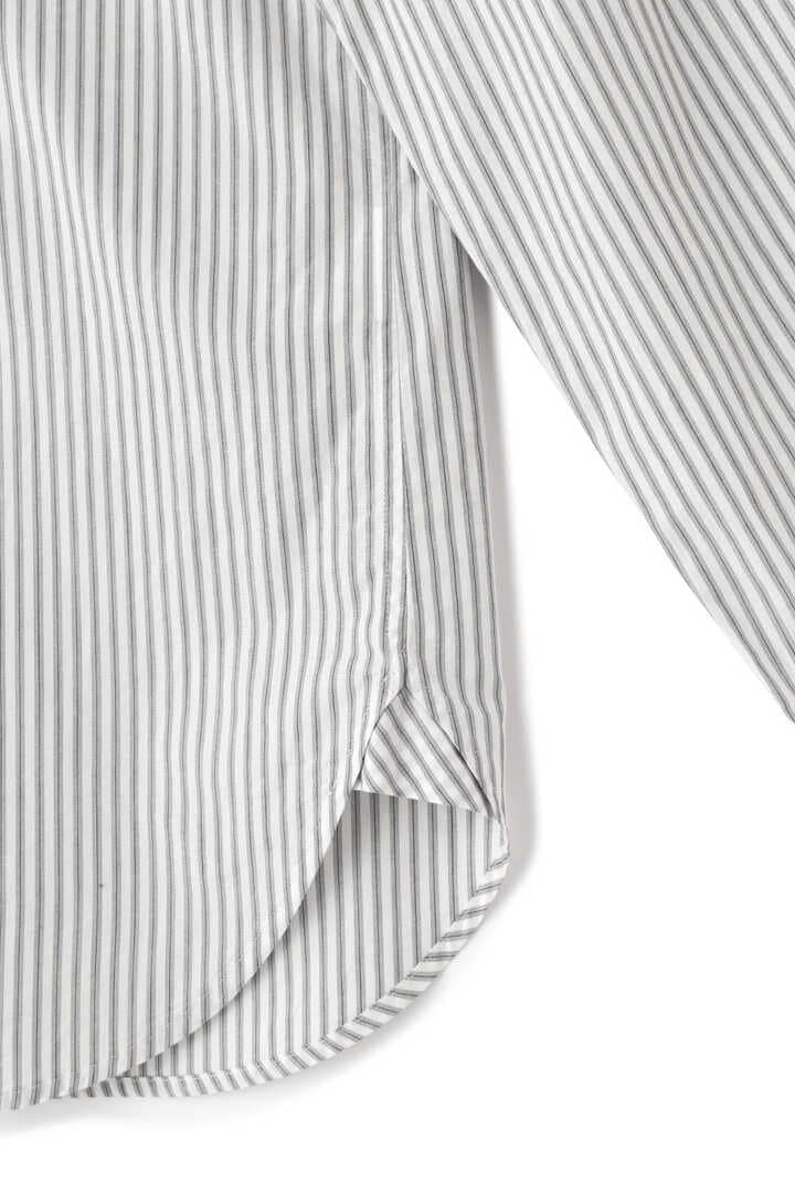ROAD STRIPE COTTON POPLIN3