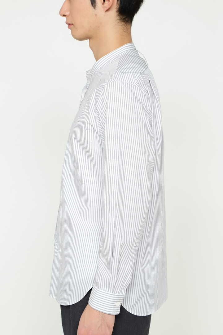 ROAD STRIPE COTTON POPLIN6