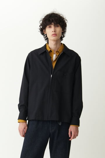 BRUSHED WOOL COTTON TWILL_010