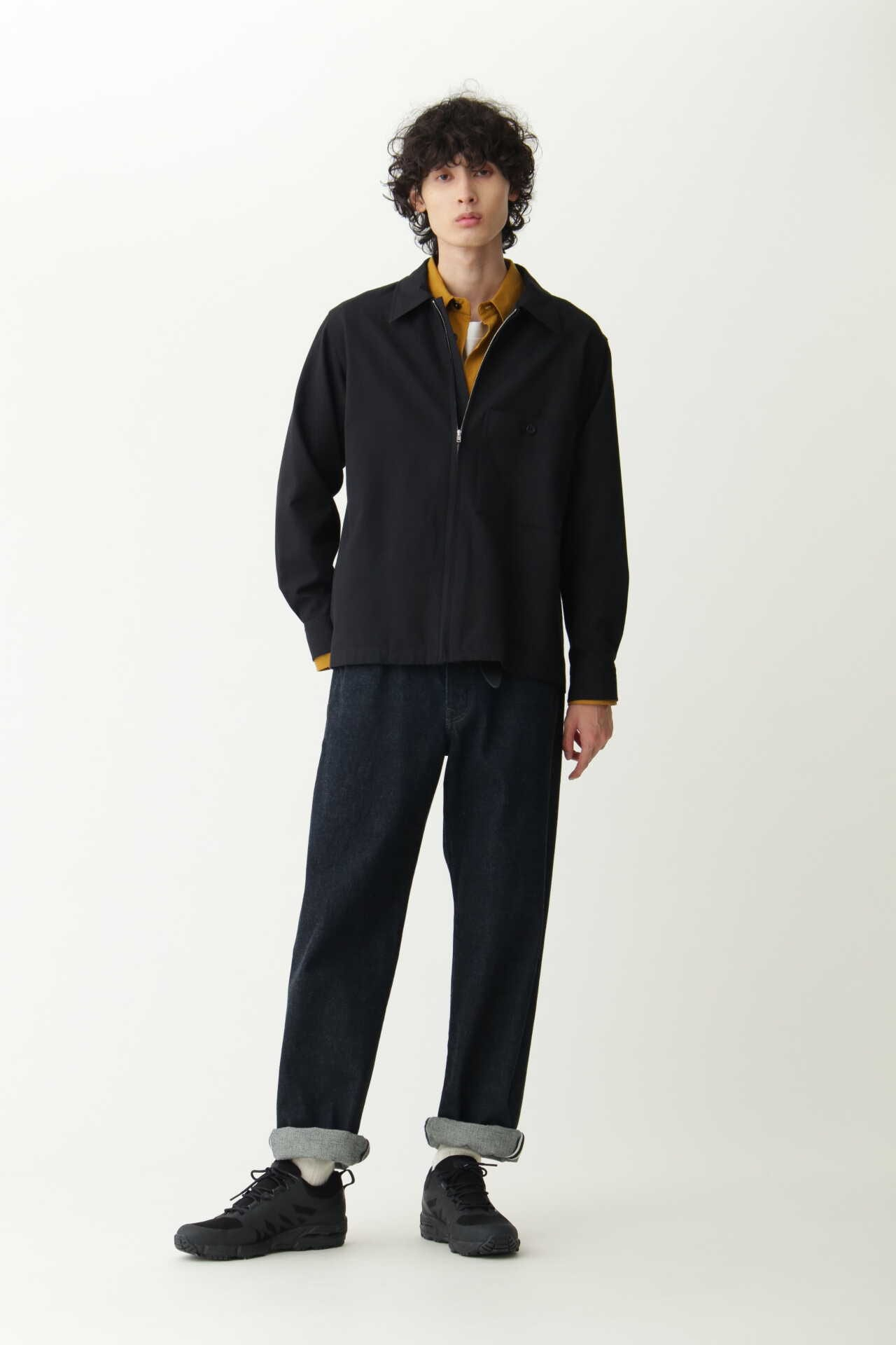 BRUSHED WOOL COTTON TWILL10