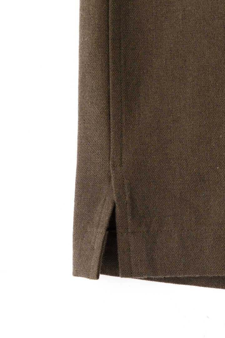 BRUSHED WOOL COTTON TWILL6