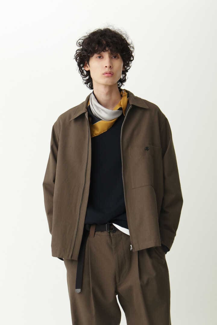 BRUSHED WOOL COTTON TWILL1