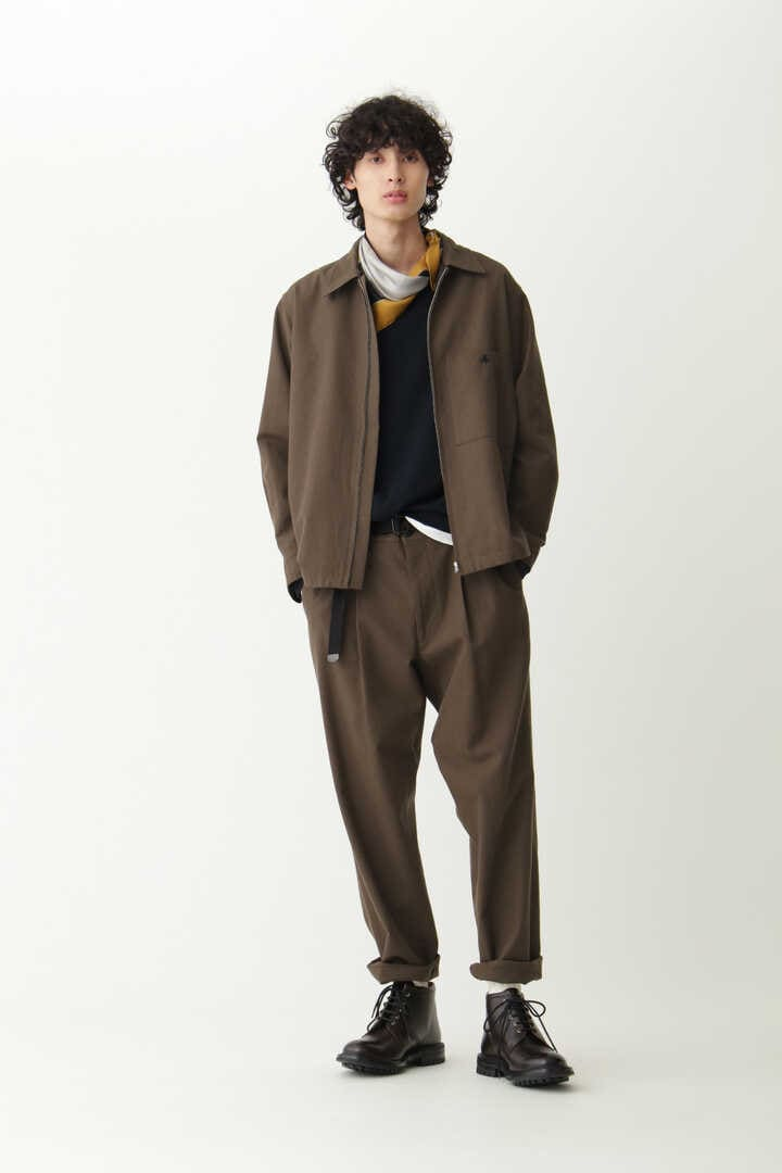BRUSHED WOOL COTTON TWILL2