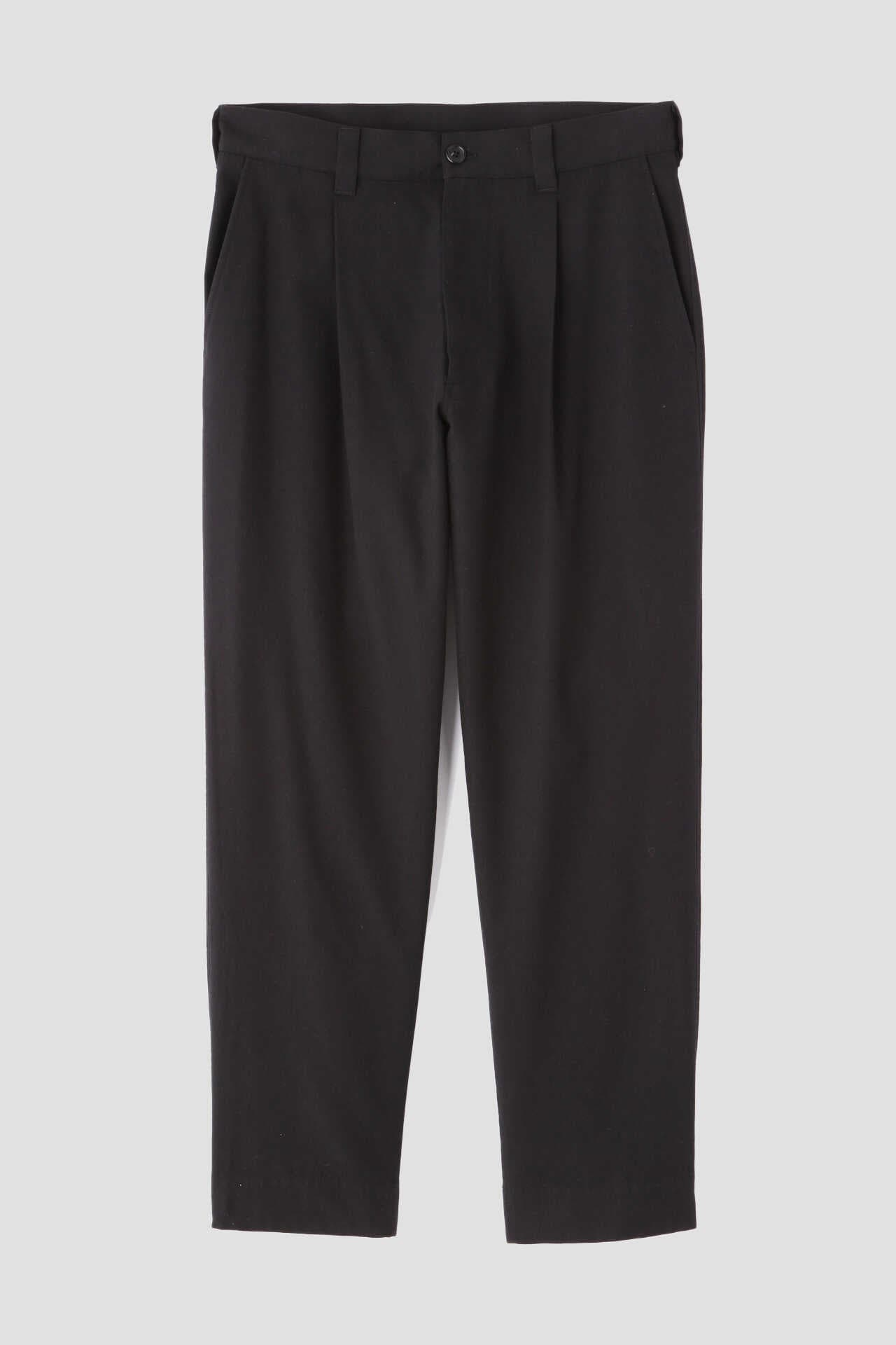 BRUSHED WOOL COTTON TWILL8