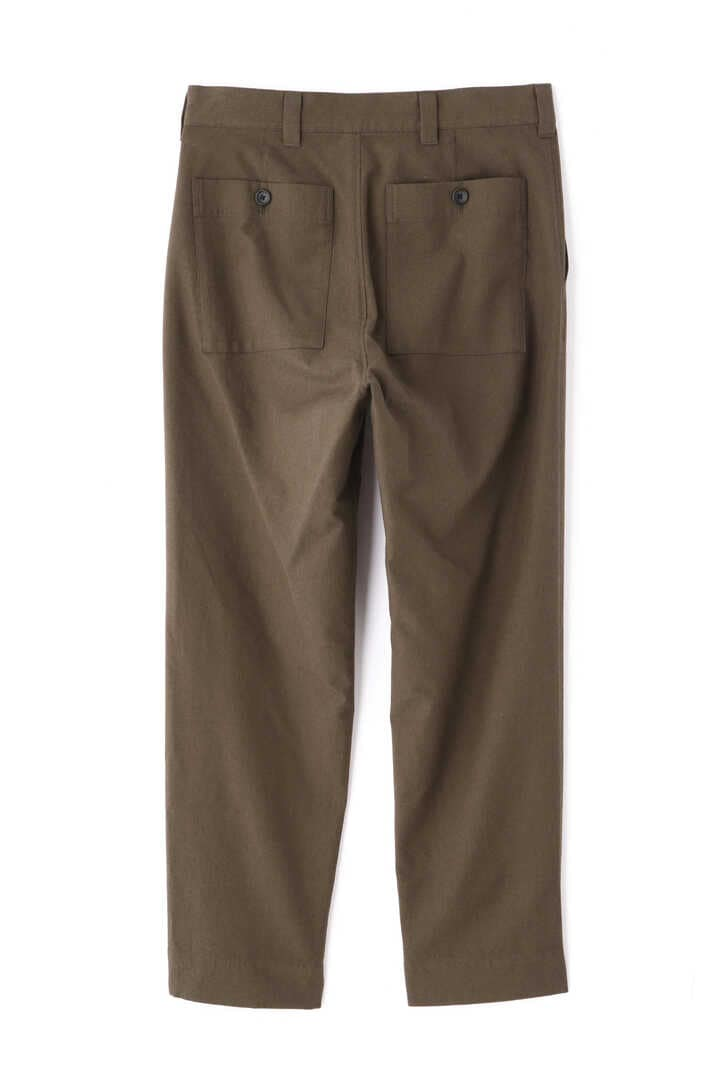 BRUSHED WOOL COTTON TWILL4