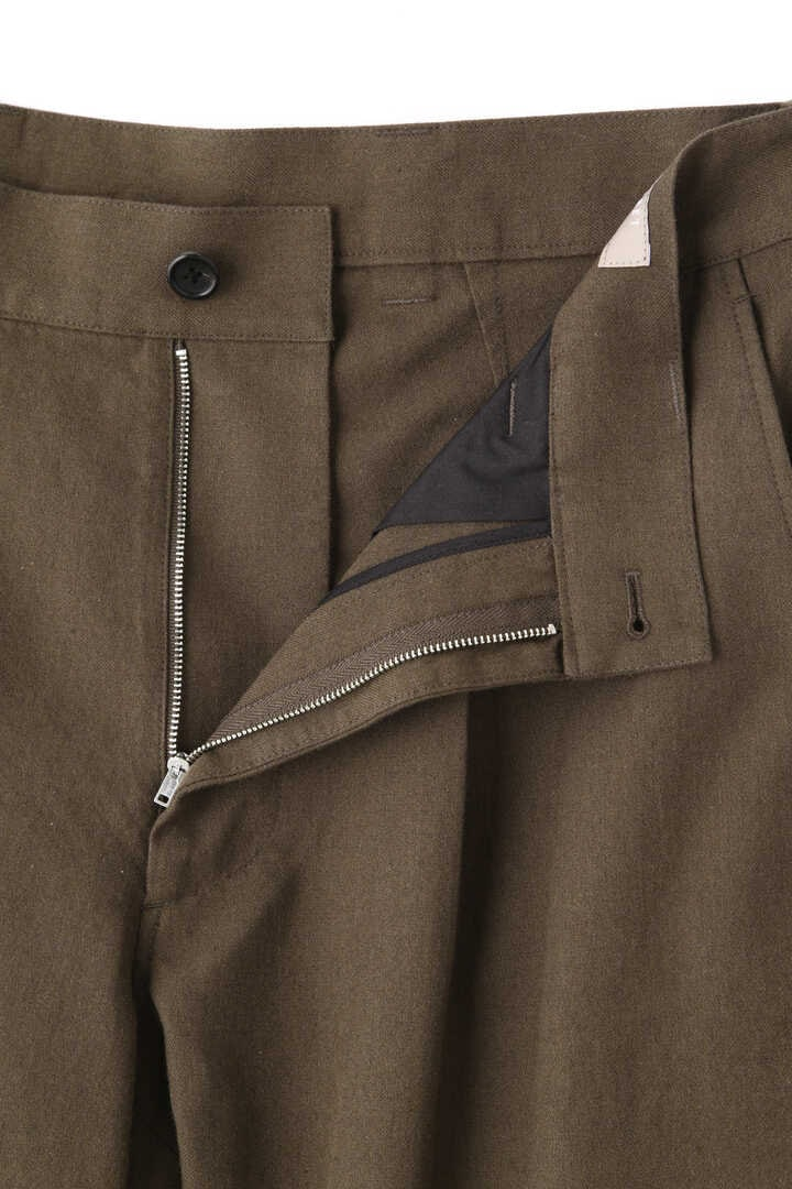 BRUSHED WOOL COTTON TWILL5