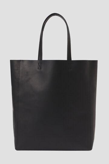 SOFT LEATHER TOTE BAG_010
