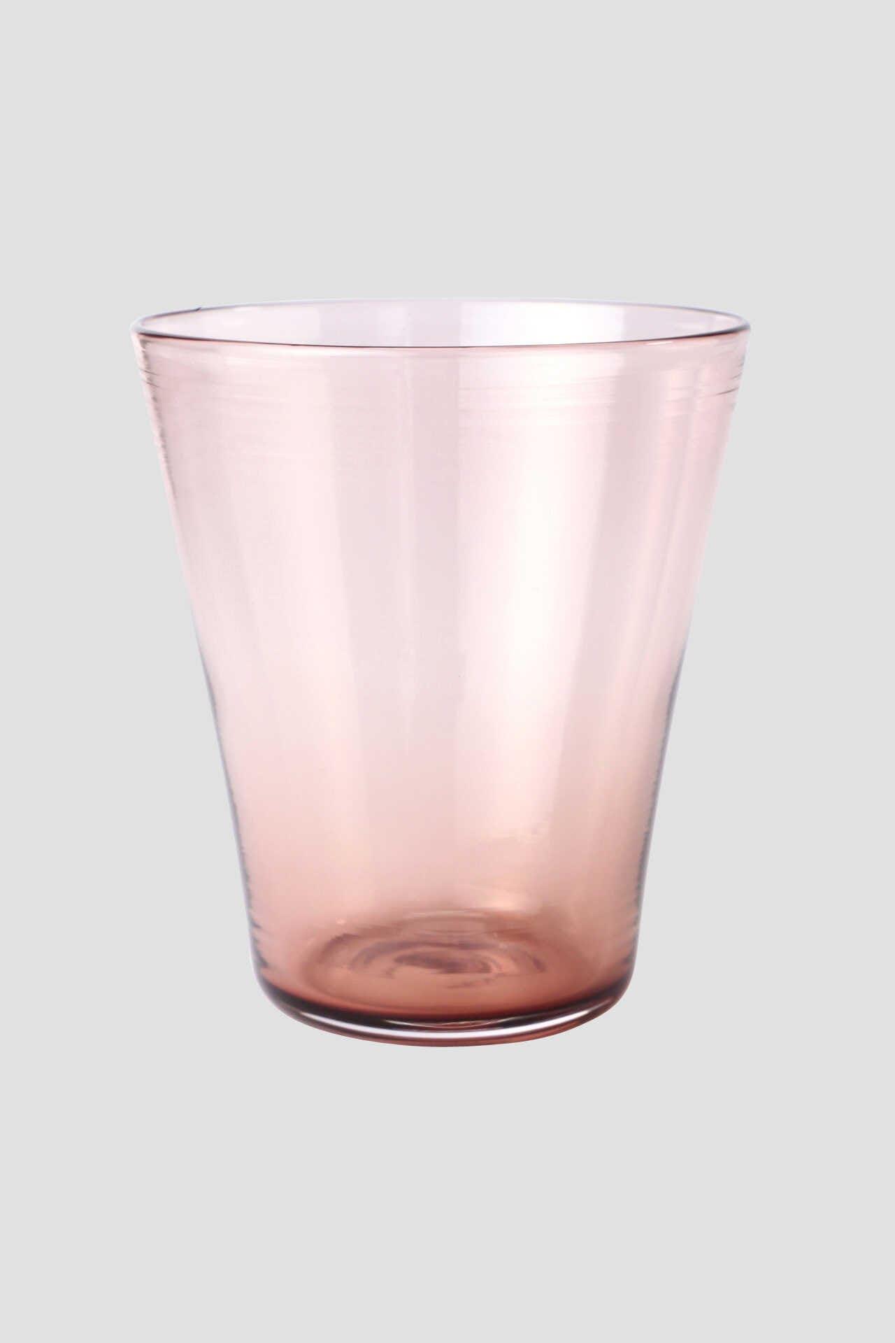 BLOWN GLASS WATER TUMBLER2