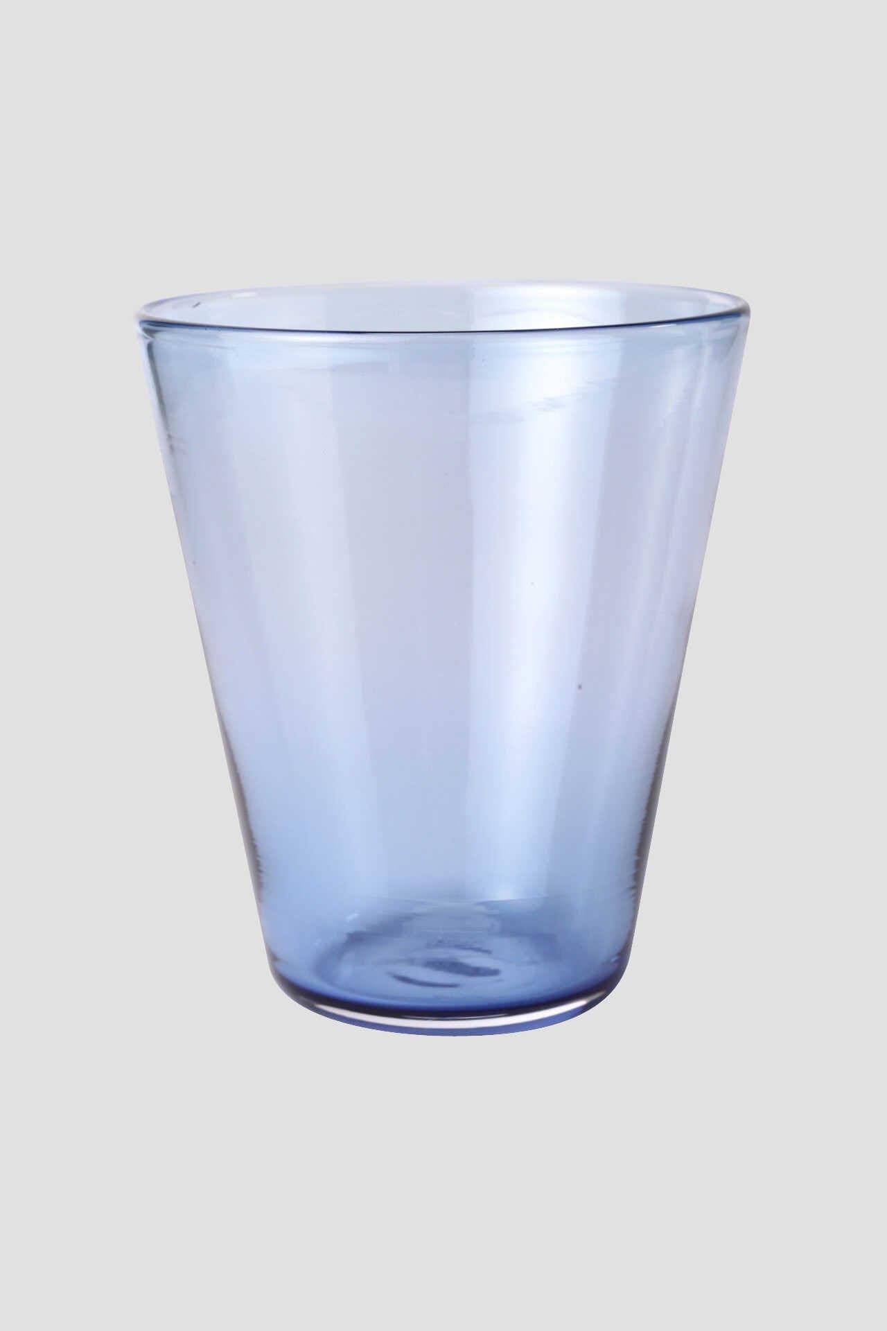 BLOWN GLASS WATER TUMBLER3