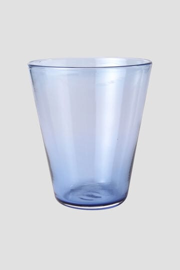 BLOWN GLASS WATER TUMBLER_110