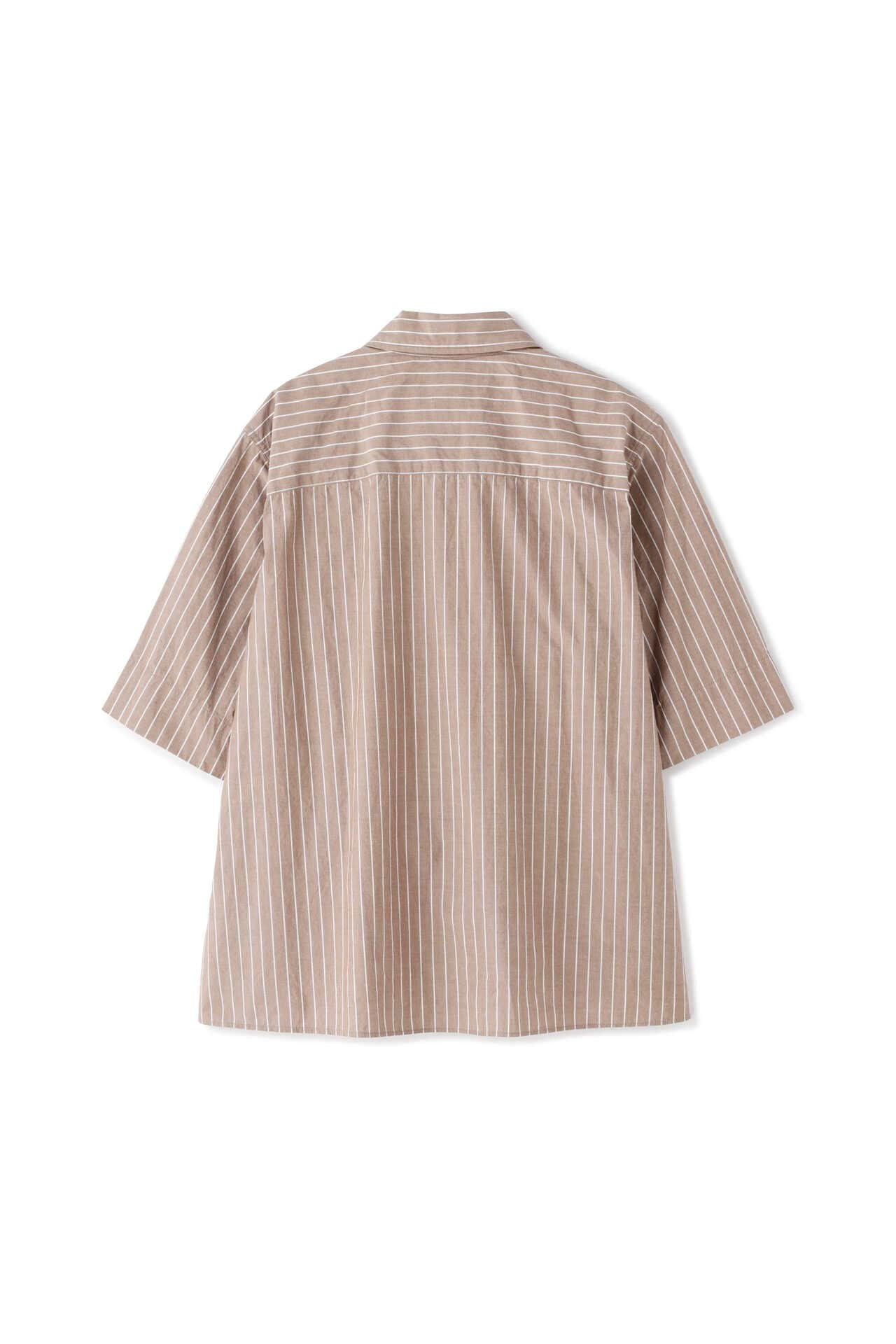 WASHED STRIPE COTTON8