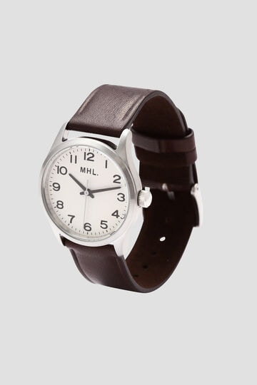 LEATHER STRAP WATCH_050