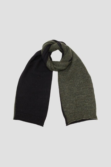 TWO COLOUR SCARF_140