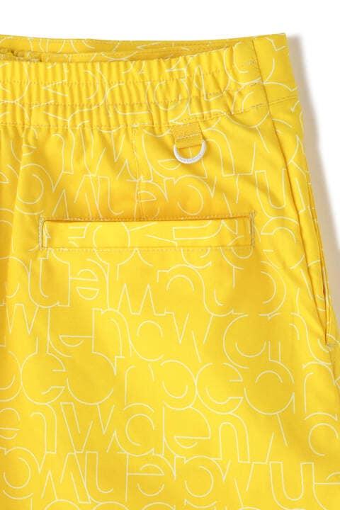 ロゴタイポグラフィ ストレッチツイル スカート (WOMENS SPORT)