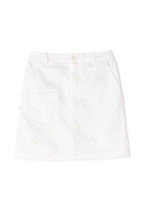 COOLMAX シアサッカー スカート (WOMENS METRO)