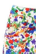 フラワーアート スカート (WOMENS METRO)