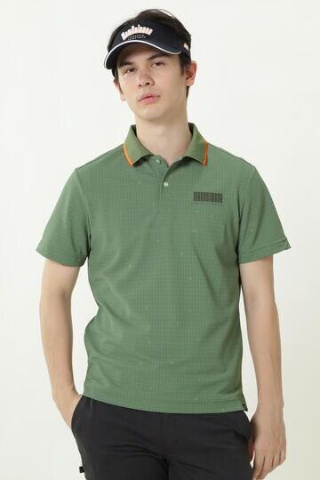 フルダルカノコ ナイトカモ 半袖 ポロシャツ (MENS METRO)