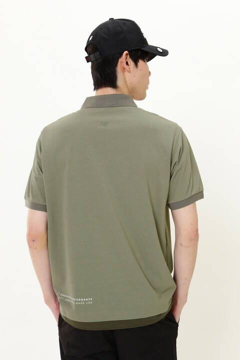 【直営店舗限定】TRYCOOL 半袖 ポロシャツ (MENS)