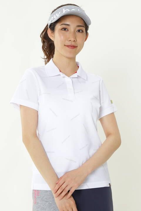 COOLMAX ストレッチカノコ 半袖ポロシャツ (WOMENS SPORT)