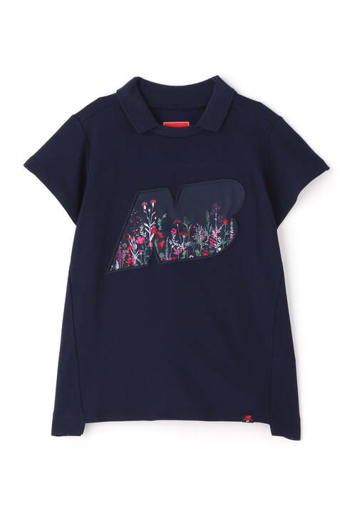 カノコ 半袖 コンバーチブル ポロシャツ (WOMENS METRO)