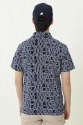 カノコ 半袖 カラーシャツ (MENS METRO)