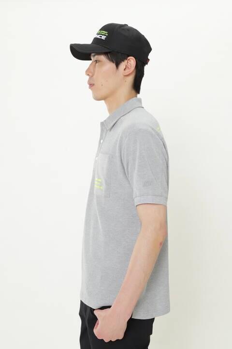 【直営店舗限定】半袖 カラーシャツ (MENS)