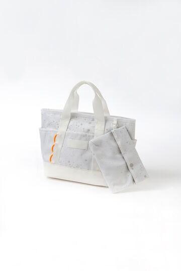 【直営店舗限定】スプラッシュパターン カートバッグ (UNISEX)