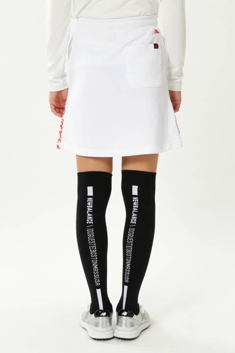 バルキーダンボールニット スウェット スカート (WOMENS SPORT)
