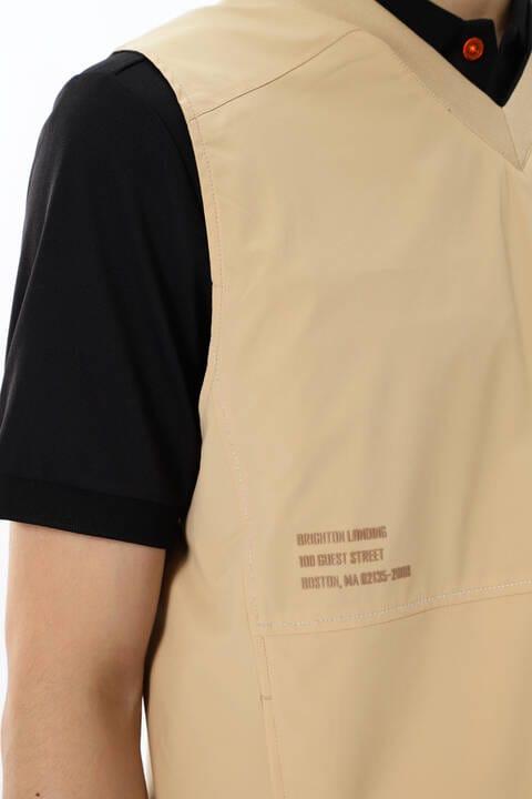【直営店舗限定】ハイブリッド リバーシブル ベスト (MENS)