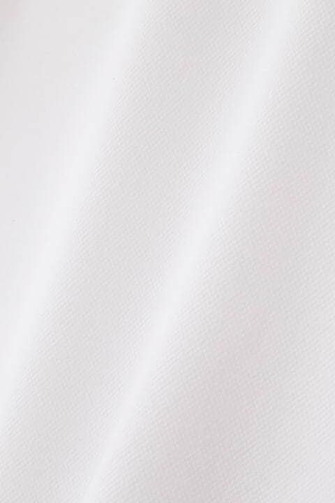 こかげMAX 半袖 モックネック プルオーバー (MENS)