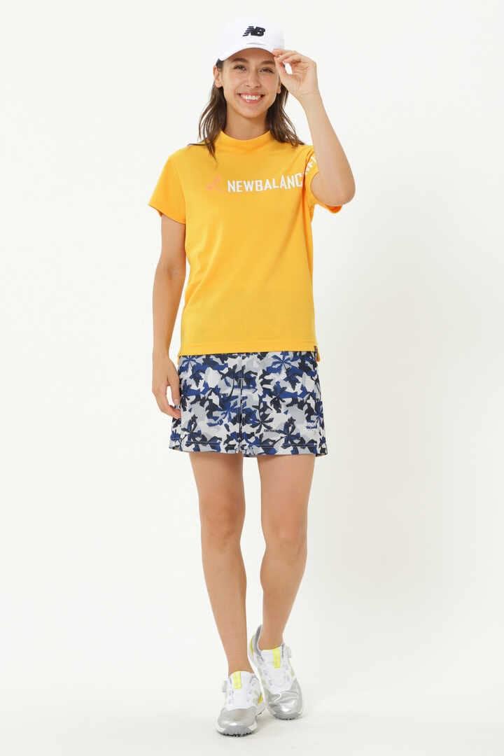 こかげMAX 半袖 モックネック プルオーバー (WOMENS)