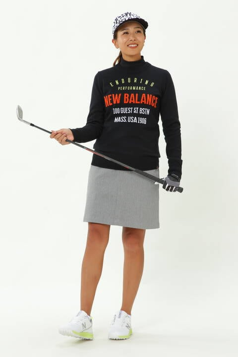 ヴィンテージカレッジロゴ クルーネック ニット プルオーバー (WOMENS SUNNY PAC)
