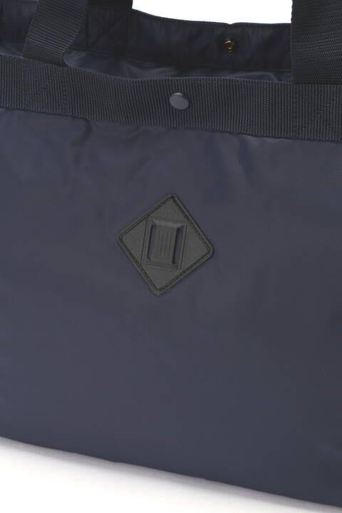 ヘビーツイル 中綿 保温保冷 ビッグ トートバッグ (UNISEX METRO)
