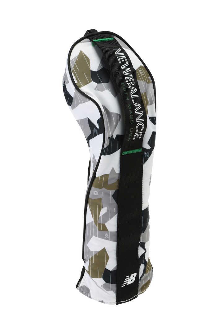 ヘビーツイル 中綿 フェアウェイウッド用 ヘッドカバー 200CC対応 (UNISEX METRO)
