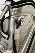 【オンライン限定】【別送品】エナメルキャディーバッグ・ヘッドカバーセット (UNISEX)