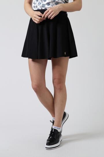 変形菱形ストレッチスカート (WOMENS)