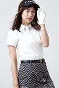 T/C鹿の子半袖シャツ (WOMENS)