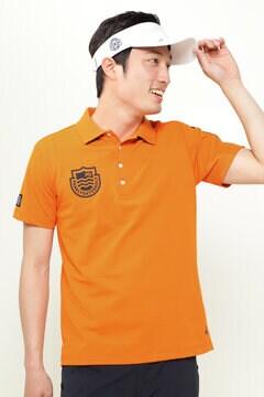 ディライト カノコ 半袖 ポロシャツ
