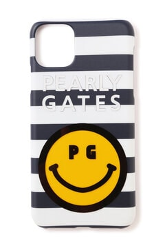 PG SMILE iPhone ケース<iPhone 11 ProMax対応> <PG SMILE> (UNISEX)